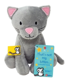 That's Not My Kitten Soft Toy (15cm), General merchandize Book