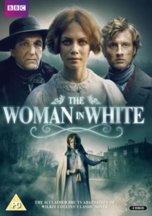The Woman in White, DVD DVD