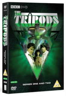 The Tripods: Series 1 and 2, DVD DVD