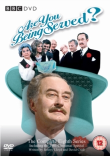 Are You Being Served?: Series 8, DVD  DVD