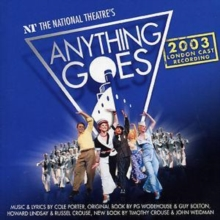 Anything Goes (2003), CD / Album Cd