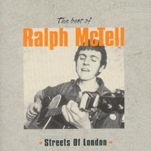 Streets of London: The Best of Ralph McTell, CD / Album Cd