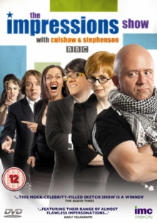 The Impressions Show With Culshaw and Stephenson, DVD DVD