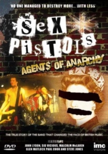 Sex Pistols: Agents of Anarchy, DVD  DVD