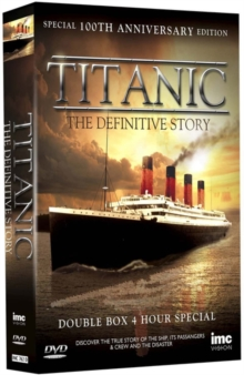 Titanic: The Definitive Story, DVD  DVD