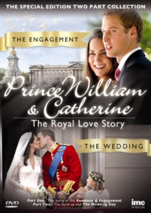 Prince William and Catherine: The Royal Love Story, DVD  DVD