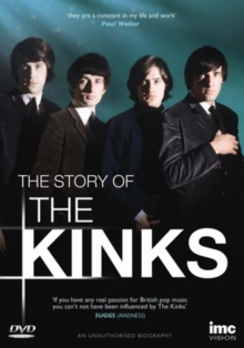 The Kinks: The Story of the Kinks, DVD DVD