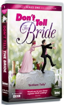 Don't Tell the Bride: Series 1, DVD  DVD