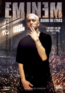Eminem: Behind the Lyrics, DVD  DVD