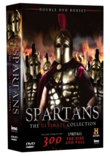 Spartans: The Ultimate Collection, DVD  DVD
