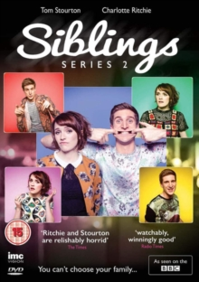 Siblings: Series 2, DVD DVD