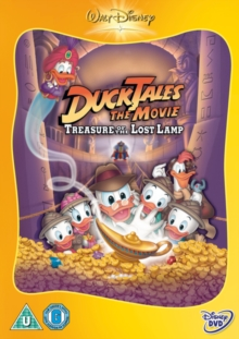 Ducktales: The Movie - Treasure of the Lost Lamp, DVD  DVD