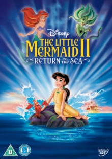 The Little Mermaid II - Return to the Sea, DVD DVD