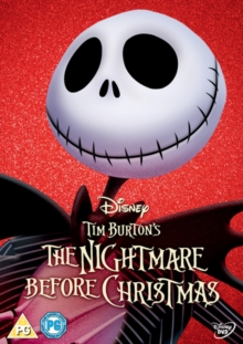 The Nightmare Before Christmas, DVD DVD