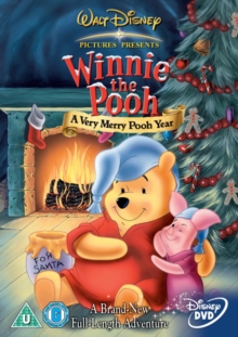 Winnie the Pooh: A Very Merry Pooh Year, DVD  DVD