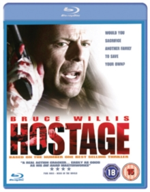 Hostage, Blu-ray  BluRay