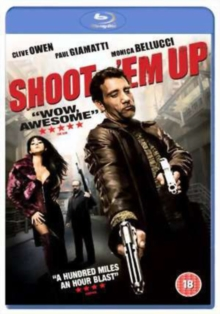 Shoot 'Em Up, Blu-ray  BluRay