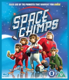 Space Chimps, Blu-ray  BluRay