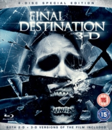 The Final Destination (3D), Blu-ray BluRay