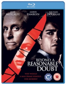 Beyond a Reasonable Doubt, Blu-ray  BluRay