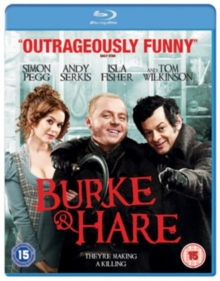 Burke and Hare, Blu-ray  BluRay
