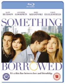 Something Borrowed, Blu-ray  BluRay