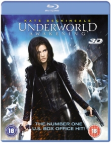 Underworld: Awakening, Blu-ray  BluRay