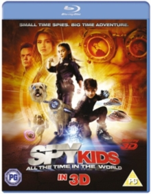 Spy Kids 4 - All the Time in the World, Blu-ray  BluRay