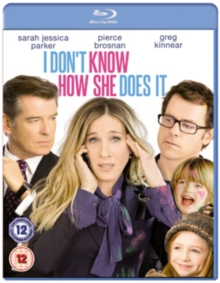 I Don't Know How She Does It, Blu-ray  BluRay