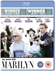 My Week With Marilyn, Blu-ray  BluRay
