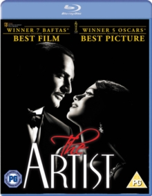 The Artist, Blu-ray BluRay