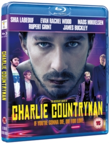 The Necessary Death of Charlie Countryman, Blu-ray BluRay