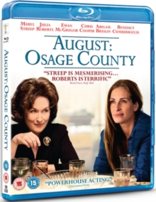 August: Osage County, Blu-ray  BluRay