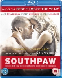 Southpaw, Blu-ray  BluRay