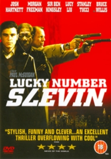 Lucky Number Slevin, DVD  DVD