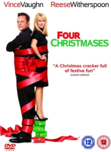 Four Christmases, DVD  DVD