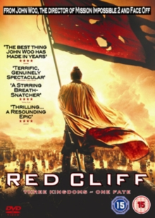 Red Cliff, DVD  DVD