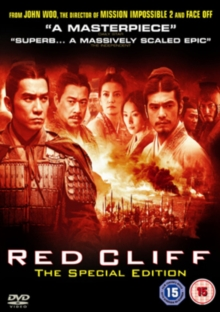 Red Cliff: Special Edition, DVD  DVD