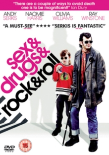 Sex and Drugs and Rock and Roll, DVD  DVD
