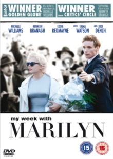 My Week With Marilyn, DVD  DVD