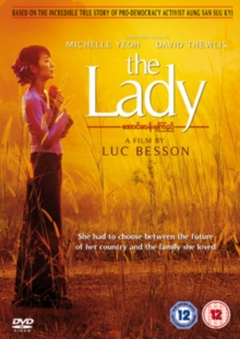 The Lady, DVD DVD