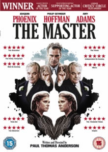 The Master, DVD DVD