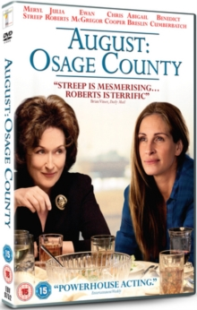 August: Osage County, DVD  DVD