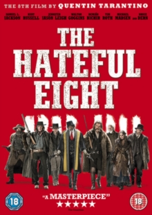 The Hateful Eight, DVD DVD
