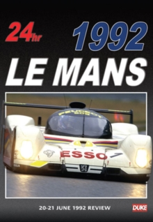 Le Mans: 1992 Review, DVD  DVD