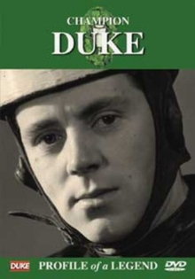 The Geoff Duke Story - In Pursuit of Perfection, DVD DVD