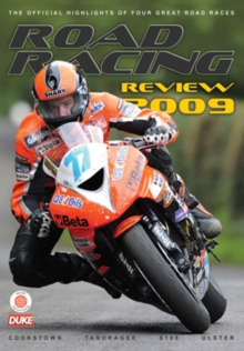 Road Racing Review: 2009, DVD  DVD