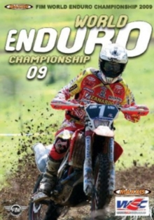 World Enduro Championship 2009, DVD  DVD