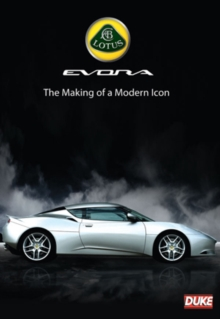 Lotus Evora: The Making of a Modern Icon, DVD  DVD