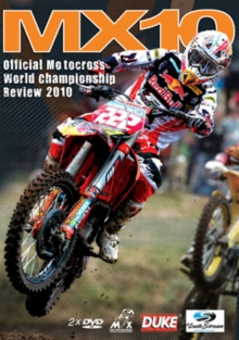 World Motocross Review: 2010, DVD  DVD